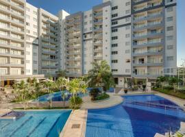 Veredas - Rio Quente Temporada, apartment in Rio Quente