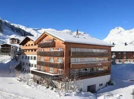 Hotel Walserberg, hotel in Warth am Arlberg
