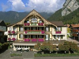 Post Hardermannli, hotel near Interlaken Ost Train Station, Interlaken