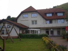 Gasthof Rössle, hotel in Vogtsburg
