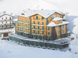 White Angel Hotel, hotel in Breuil-Cervinia