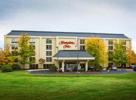 Hampton Inn Pittsburgh/Airport, hotel near Pittsburgh International Airport - PIT,
