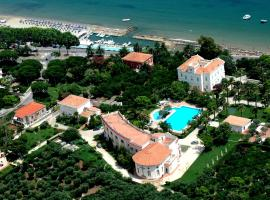 Villa Irlanda Grand Hotel, hotel in Gaeta