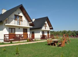 Domki Nad Jeziorem – hotel w Polańczyku