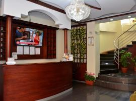 Hotel Elvita Spa, hotel em Baños