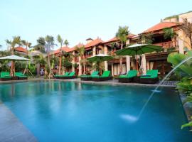 Ubud Tropical Garden, отель в Убуде