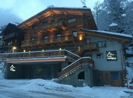 4478 Mountain Lodge, B&B in Valtournenche