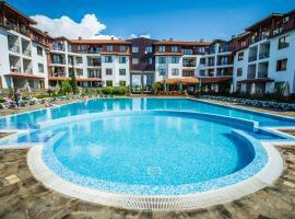 Family Hotel Apolon, отель в Несебре
