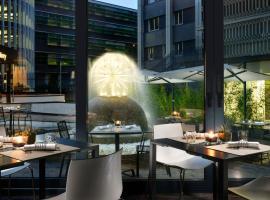UNAHOTELS Century Milano, hotel i Milano