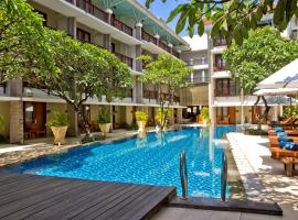 The Rani Hotel & Spa, hotel near Kuta Art Market, Kuta