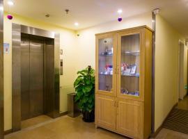 Home Inn Harbin Taiyang Island Qianjin Road, hotel in Harbin