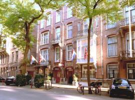 Hotel Aalders, hotel u Amsterdamu