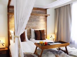 Eyja Guldsmeden Hotel, отель в Рейкьявике