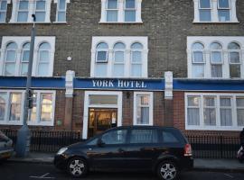 York Hotel, hotel en Ilford