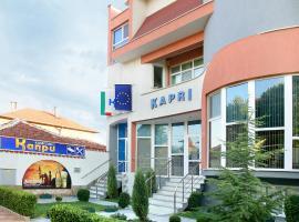 Hotel Kapri, hotel in Yambol