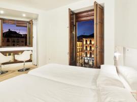 Hostal Monjas del Carmen, habitación en casa particular en Granada