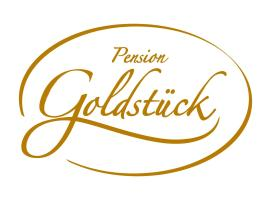Pension Goldstück, Hotel in der Nähe von: Toskana Therme Bad Schandau, Bad Schandau