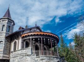 Castelul Stirbey, gazdă/cameră de închiriat din Sinaia