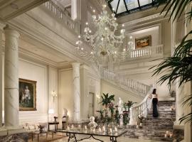 Palazzo Parigi Hotel & Grand Spa - LHW, hotel en Milán