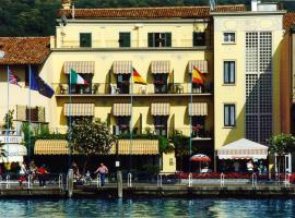 Hotel Milano, hotel in Iseo