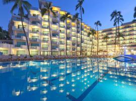 Crown Paradise Golden, hotel 5 estrellas en Puerto Vallarta