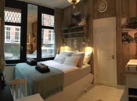 Guesthouseamsterdam, séjour chez l'habitant à Amsterdam