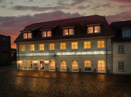 Hotel zur Burg, Hotel in Burg Stargard