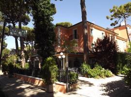 Hotel Boccaccio, отель в городе Милано-Мариттима