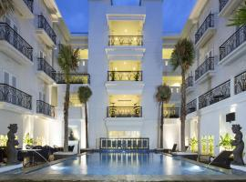Hotel Indies Heritage Prawirotaman, three-star hotel in Yogyakarta