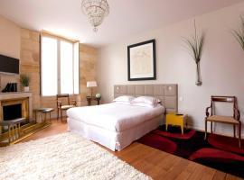 Une Chambre Chez Dupont, hôtel à Bordeaux près de: Hangar 14 Centre des congrès et parc des expositions