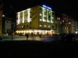 Hotel Central, отель в Гейдельберге