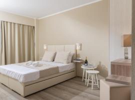 Ammos Beach Seaside Luxury Suites, hotel in Olympic Beach