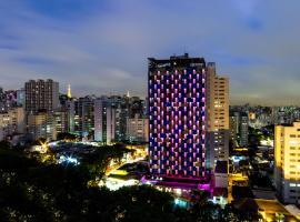 Hotel WZ Jardins, hotell i São Paulo