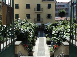 Hotel Alba, hotel in Lavagna