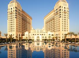 The St. Regis Doha, hotel near Qatar International Exhibition Center, Doha