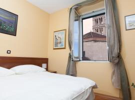 Hotel Peristil, hotel near Jezinac Beach, Split