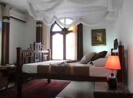 Al-Minar Hotel, отель в Занзибаре