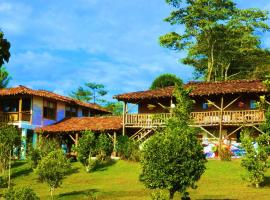 Finca El Cielo, hotel en San Agustín
