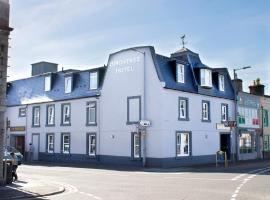 The Birchtree Hotel, hotel in Dalbeattie