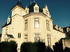 Le Castel Ecossais, bed and breakfast en Senlis