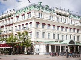Hotel Eggers, hotel in Gothenburg