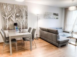 Residence Aparthotel – apartament w Szczecinie