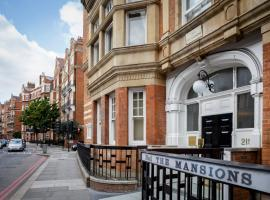 No1 The Mansions Apartments By Mansley, hotel near Stamford Bridge - Chelsea FC, London