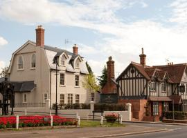 Linden House Stansted, hotel in Stansted Mountfitchet