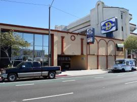 Deluxe Inn Hawthorne/ LAX, motel in Hawthorne