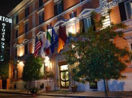 Hotel Giulio Cesare, Hotel im Viertel Vaticano Prati, Rom