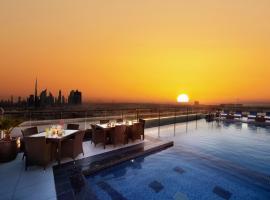 Park Regis Kris Kin Hotel, hotel near XVA Gallery Dubai, Dubai
