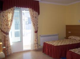 Hotel Suiza, hotel en Arzúa