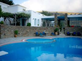 Aiolos Hotel Andros, ξενοδοχείο στους Μαίνητες