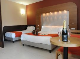 Hotel Ristorante La Campagnola, hotel in Cassino